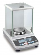 Balance d'analyse avec écran LCD - Portée Max : de 82 g à 320 g - Lecture : 0,1 g