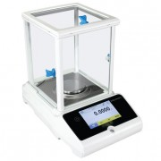 Balance d'analyse calibrage externe - Capacité : 120 - 220 ou 314 g