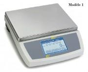 Balance d'inventaire à écran LCD réteroéclairé - Capacité de portée  : 36 à  1200 kg - Lecture : 0.001 à 0.2 g