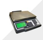Balance de caisse avec afficheur - Balance de caisse à rétro-éclairé