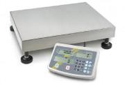 Balance de comptage industrielle à pavé numérique - Portées variant de 6 à 150 Kg - différentes dimensions de plateau