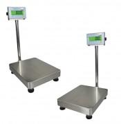 Balance de comptoir au sol 75 à 600 kg - Précision : De 5 à 50 g