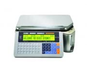Balance de comptoir compacte - Capacité de pesage pouvant aller jusqu'à 15 kilos