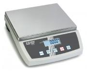 Balance de comptoir plateau en inox - Portée [Max] kg : 65