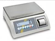 Balance de contrôle avec imprimante - Portée  max: de 6 à 30 kg - Lecture (d) (g) : de 0.05 à 10