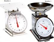 Balance de cuisine mécanique - Portée maximum (kg) : 5 - 20