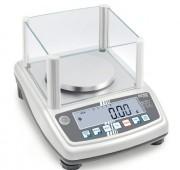 Balance de laboratoire électronique - Portée maximale (g) : De 120 à 6000 - Lecture [d] (g) : de 0.001 à 1