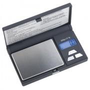 Balance de poche portative - Portée (g) :100 - 300 - 500 - 5 unités de pesage: g, ct, oz, gn, dwt