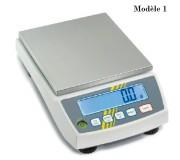 Balance de précision compacte pour laboratoire - Portée maximale (g) : De 100 à 10000