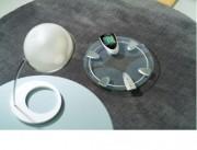 Balance électronique impédancemètre - Portée : 150 kg - Taille de 100 à 220 cm