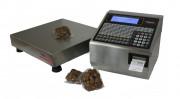 Balance étiqueteuse - Alimentation secteur :  230 V / 50 Hz