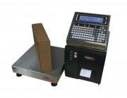 Balance étiqueteuse poids prix - Vitesse imprimante : jusqu'à 120 mm /s