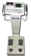 Balance impédancemètre professionnelle - Portée : 200 kg - Dimensions : 377 x 343 x 830 mm