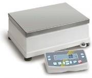 Balance industrielle inox - Portée maximale : 25  à  50 kg - Lecture : 0.1