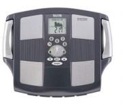Balance masse corporelle - Portée : 150 kg - Large écran LCD