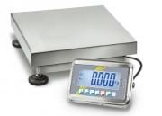 Balance plateforme inox - Portée : de 50 à 200 kg -  Lecture [d] (g) : de 5 à 50