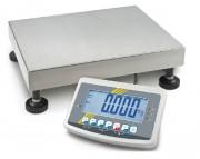 Balance plateforme robuste - Portée max  : de 6 à 600 kg - Lecture [d] (g) : de 0.2 à 200