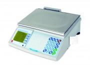 Balance poids prix avec ticket à saisie manuelle - Dimensions du plateau (mm) : 350 x 228