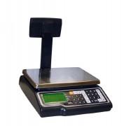 Balance poids prix manuelle - Dimensions plateau (Lxp) mm :300 x 230