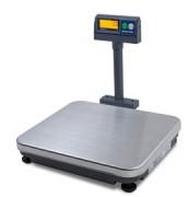 Balance poids/prix pour caisse enregistreuse - Plateau en acier inoxydable