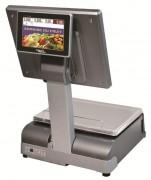 Balance poids prix tactile - Jusqu'à 20 familles à l'écran