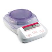 Balance portable de poche 150 à 5000 Grammes - Plateau : Ø 120 mm - 120 x 135 mm   - Afficheur : LCD