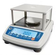 Balance professionnelle de précision - Portée : de 150 à 6000 g
