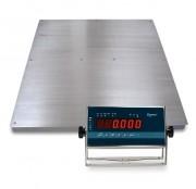 Balance professionnelle en acier inoxydable - Portée : 3000 Kg