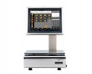 Balance supendue écran tactile 12,1 - Dotée de la nouvelle version du logiciel d'encaissement ETPOS 5