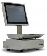 Balance tactile en inox - TPV et balance sur une seule machine