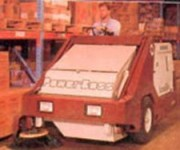 Balayeuse à essence - SW / 8 X V (essence, diesel, GPL)