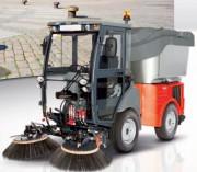 Balayeuse aspiratrice à régulation automatique - CityMaster 2000