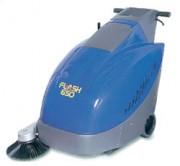 Balayeuse aspiratrice fine poussière - Balayeuse