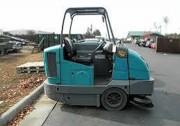 Balayeuse autolaveuse d'occasion autoportée - Largeur de nettoyage : 1420 mm