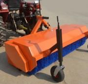 Balayeuse avec roues auto-directionnelles - Largeur travail: 1.50m