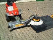 Balayeuse balai latéral - Racleur ASS900
