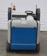 Balayeuse d'occasion autoportée à essence - Rendement : 9800 m²/h