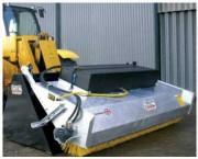 Balayeuse hydraulique - Certifié norme CE