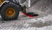 Balayeuse hydraulique pour tracteur - Largeurs : 1533 à 3600 mm
