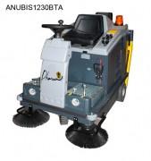 Balayeuse industrielle autoportée - Rendement : De 2600 à 11500 m² / h