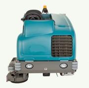 Balayeuse-laveuse autoportée intégrée - Hauteur d'aspiration du ventilateur de lavage : 890 mm