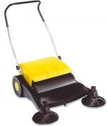 Balayeuse manuelle domestique - Capacité de travail : plus de 1700 m²/heure