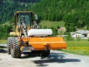 Balayeuse Tracteur - Bema 35 Dual
