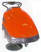 Balayeuses à conducteur - SW 541 TK ET   SW 541 ST HO (à batterie ou à moteur essence)