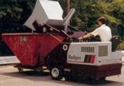 Balayeuses aspirantes à châssis monobloc - SW 62 Electrique