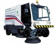 Balayeuses de voirie benne à déchets 2000 litres - Balayeuse Aspiro- Chargeuse 200 QUATTRO
