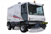 Balayeuses de voirie benne à déchets 5000 litres - Balayeuse Aspiro- Chargeuse 5000 EVOLUTION