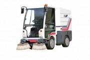 Balayeuses de voirie benne à déchets 800 litres - Balayeuse aspiratrice 850 MINI