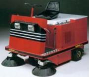 Balayeuses industrielles - RIDER 1200 S (essence) - RIDER 1200 E (électrique)