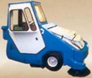 Balayeuses mécaniques - Direction assistée  -  Conduite confortable